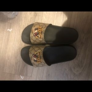 Gucci Limited edition slides